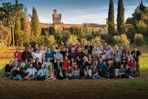 Italy Masterclass 2012 ©2012 Clay Blackmore